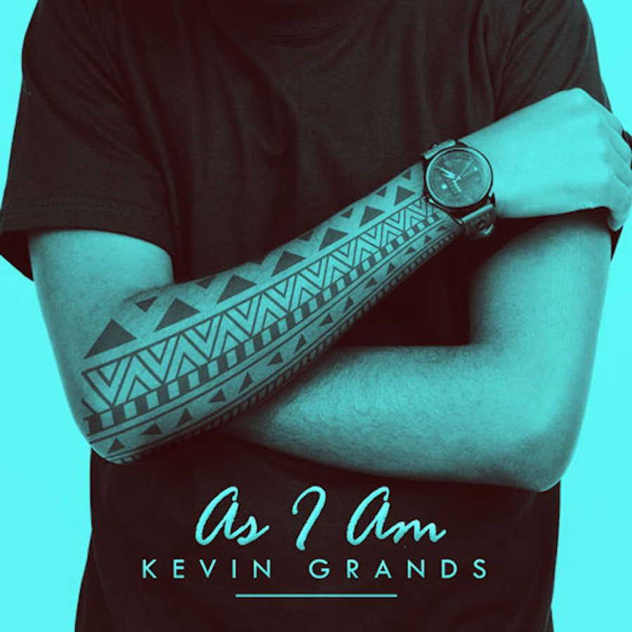 AS I AM - KEVIN GRANDS
