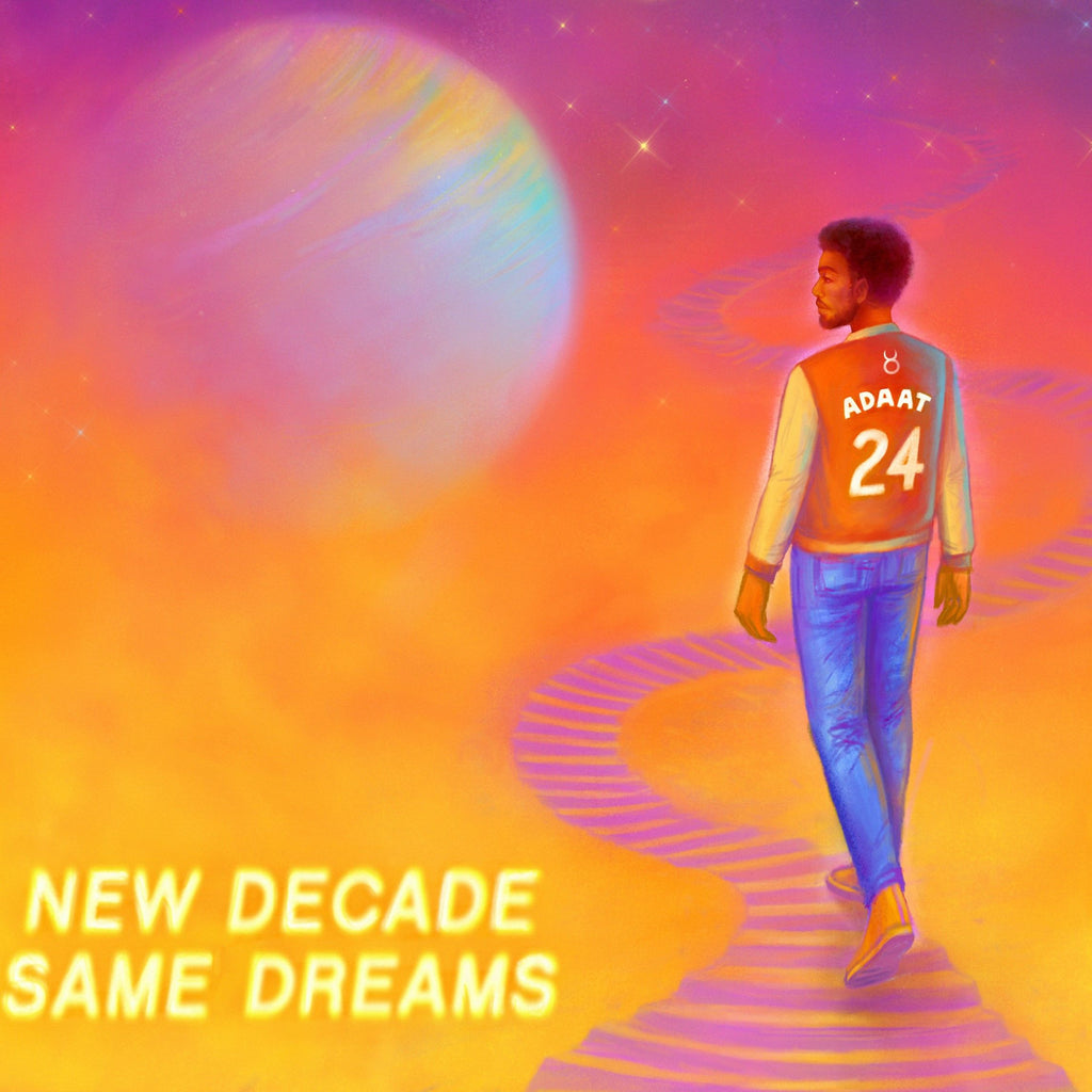 NEW DECADE SAME DREAMS (Album) - JAKK QUILL