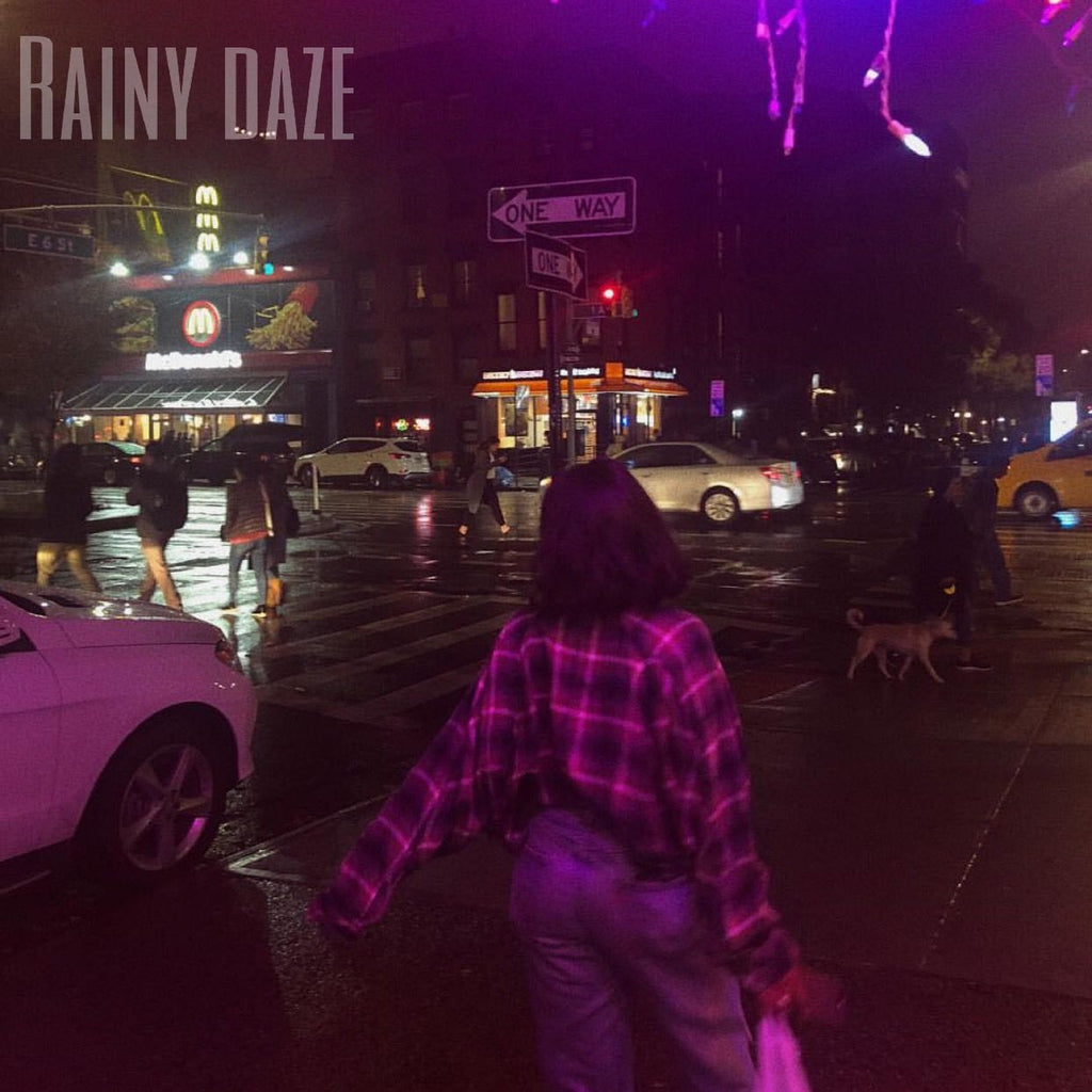 RAINY DAZE (HOPE U GOOD) DEMO - MAYA AMOLO