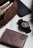 NAIVAA FULL LEATHER WALLET - ECULTURE