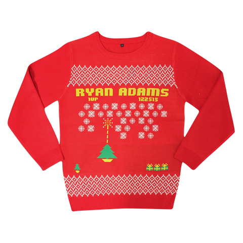 Arcade Xmas Knit Sweater