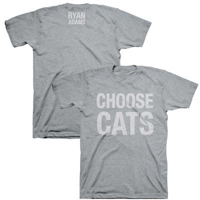 Choose Cats Tee