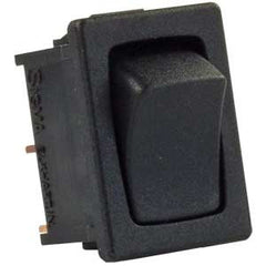 1/pk  Black  12V  On/Off  Mini Switch