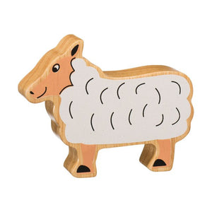 Wooden Sheep