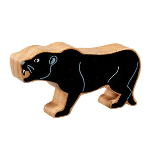 Wooden Panther