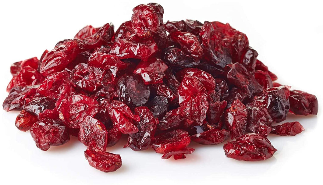 Dried Cranberries Infused with Apple Juice