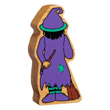 Load image into Gallery viewer, Wooden Witch
