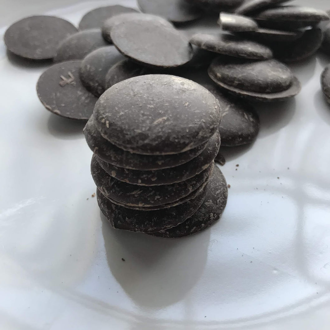 Plain Chocolate Buttons