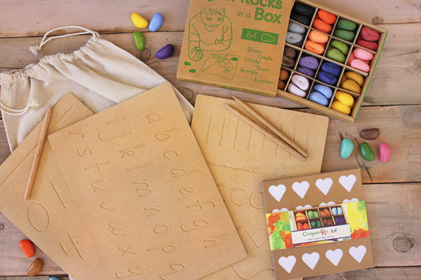 Draw and Explore Family Activity Bag