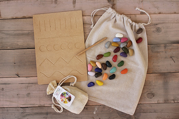 Draw and Explore, Pre-Writing Patterns Activity Bag