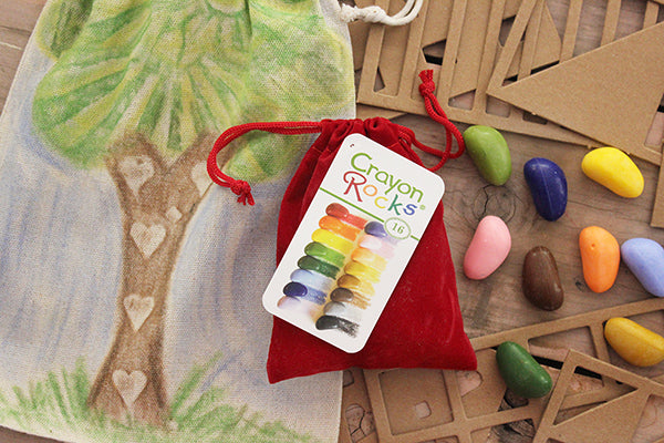 Draw & Explore - Rocks and Rubeez Activity Bag