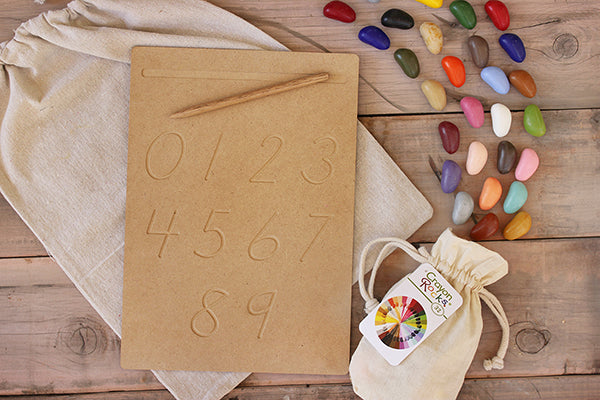 Draw and Explore Early Numbers, Activity Bag