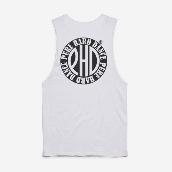PHD Tank Top - White