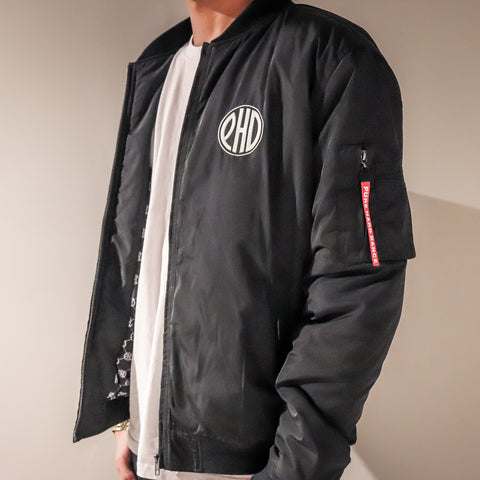 OFFICIAL PHD BOMBER JACKET