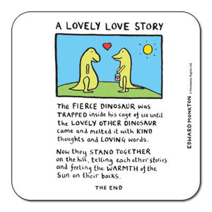 Love Story  Coaster<br>(Pack of 10)