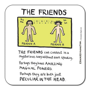The Friends  Coaster<br>(Pack of 10)