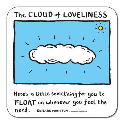 Cloud of Loveliness Coaster<br>(Pack of 10)