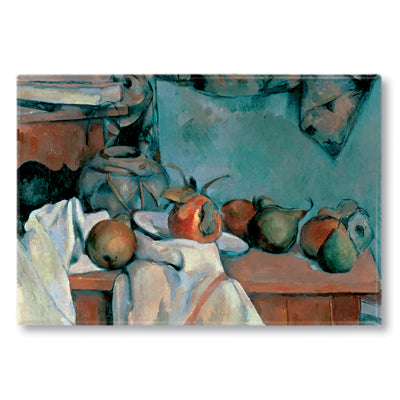 Ginger Pot & Pomegranates Fridge Magnet<br>(Pack of 10)