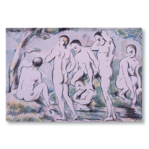 Small Bathers Fridge Magnet<br>(Pack of 10)