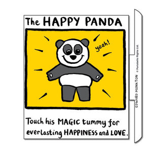 Happy Panda  Coaster<br>(Pack of 10)