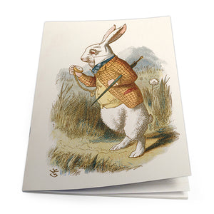 White Rabbit Exercise Book<br>(Pack of 10)