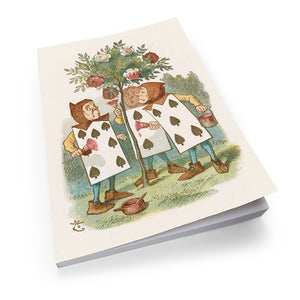 Alice and Gardener - Soft Cover Book (pack of 5)