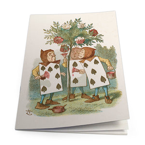 Alice and Gardener Exercise Book<br>(Pack of 10)