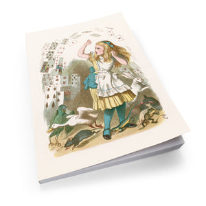 Alice and Cards - Soft Cover Book (pack of 5)