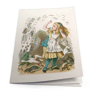Alice and Cards Exercise Book<br>(Pack of 10)