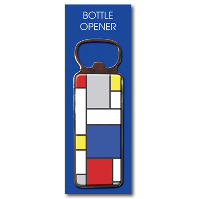 Large Blue Block Bottle Opener<br>(Pack of 5)