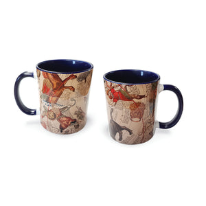 A Painted Image Mug<br>(Pack of 6)