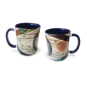 The Ptolemaic System Mug<br>(Pack of 6)