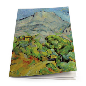 Mont Sainte-Victoire Exercise Book<br>(Pack of 10)