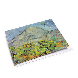 Mont Sainte-Victoire Mini Notecard Set<br>(Pack of 10)