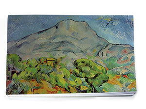 Mont Sainte-Victoire Notepad A5<br>(Pack of 10)