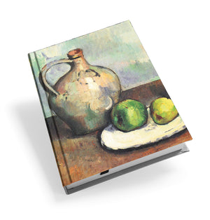 Still Life, Jug and Fruit Hardback Journal<br>(Pack of 5)