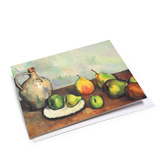 Still Life, Jug and Fruit Mini Notecard Set<br>(Pack of 10)