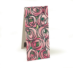 Rose and Teardrop Magnetic Bookmark<br>(Pack of 20)