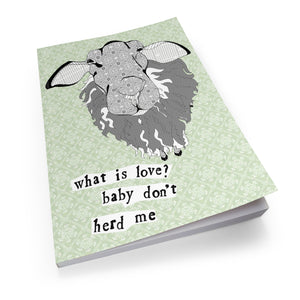 Baby don't herd me - Soft Cover Book (pack of 5)