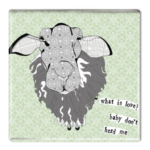 Baby don't herd me - Fridge Magnet<br>(Pack of 10)