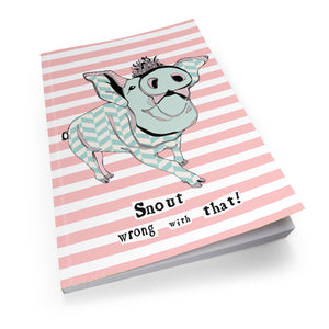 Snout wrong with that! - Soft Cover Book (pack of 5)