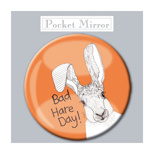 Bad Hair Day! Pocket Mirror<br>(Pack of 10)