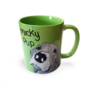 Mucky Pup Mug<br>(Pack of 6)