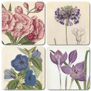 Mixed Floral - Tablemat Set of 4<br>(Pack of 2)