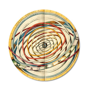 Celestial Maps Tablemat Set of 4<br>(Pack of 2)