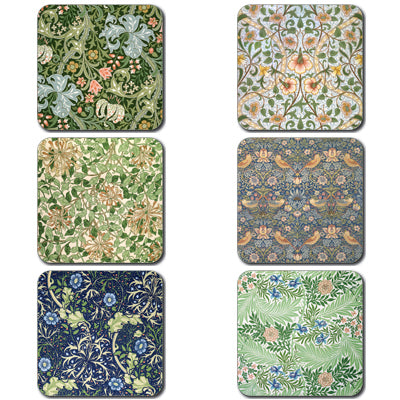 Mixed Coaster Set Coaster Set of 6<br>(Pack of 4)