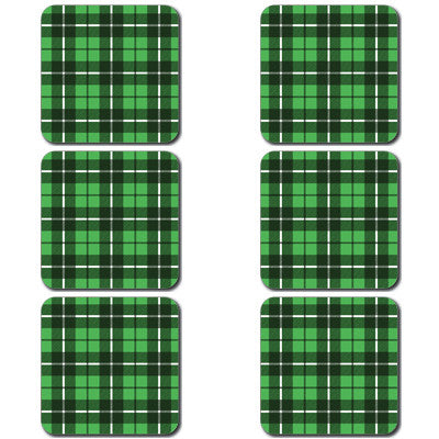 Tartan 11 Coaster<br>(Pack of 10)