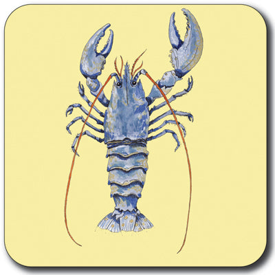 Blue Lobster Coaster<br>(Pack of 10)