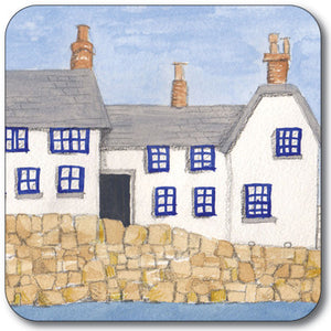 Harbour Cottages Coaster<br>(Pack of 10)