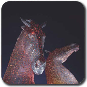 Kelpies at Night Coaster<br>(Pack of 10)